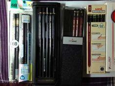 Third更新 我的 鉛筆臨帖 (毛筆式的 ) 所使用的工具 毛筆式 鉛筆書法