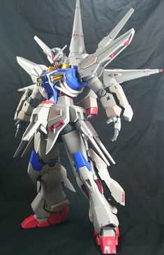 1/100 Providence Gundam: Improved Work by emumaru. PHOTO REVIEW http://www.gunjap.net/site/?p=261377