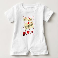 Baby Romper - shower gifts diy customize creative