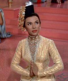 Rita Moreno - The King and I - 1956