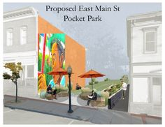 Orange, MA- Pocket Park Commonwealth Places | Patronicity