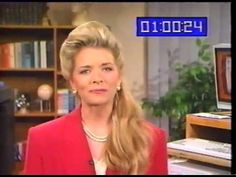 Watch a Woman from the 1990s Explain What a Computer Is #funny