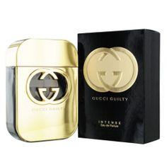 Gucci - GUCCI GUILTY edp intense vapo 75 ml