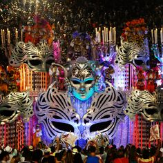 Sambodromo in Rio during carnival 2013 #rio #carnaval