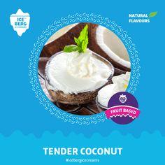 Coconut, Ice Cream, Pudding, Fruit, Desserts, Food, No Churn Ice Cream, Tailgate Desserts, Deserts