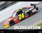 Jeff Gordon Dedication NASCAR MotorVational - Time Factory 2009
