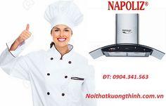 Máy hút mùi Napoliz NA 75K+ tinh tế từ thiết kế tới các tính năng