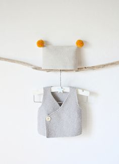 love this simple combo by pilli pilli  ( new mother of twins)