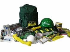 A Community Emergency Response Team (CERT), sometimes known as a Neighborhood Emergency Response Team (NERT), or Neighborhood Emergency Team (NET), is a group of volunteer emergency workers who have received basic training in disaster preparedness, disaster fire suppression, basic disaster medical operations, light search and rescue, and team operations. $73.50