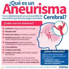 ¿Qué es un aneurisma cerebral?