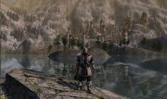 Tal Methedras in the distance