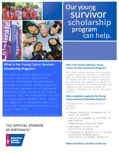 Cancer Scholarships