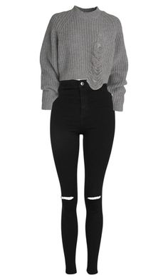 """Untitled #70"" by husnqartit-1 on Polyvore featuring Topshop"