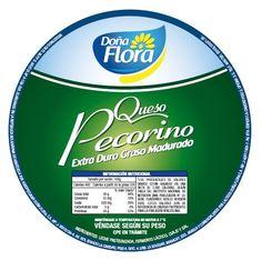 Etiquetas Queso Doña Flora
