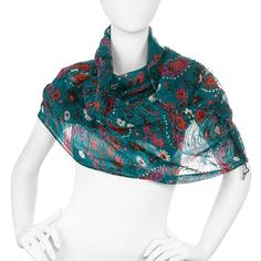 Betseyville® Paisley Print Scarf - jcpenney