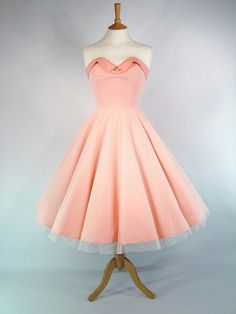 My new prom inspiration! A dress made to look like the one Lorraine wore in Back to the Future.