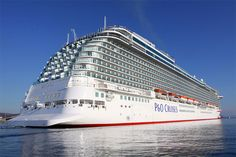 P&O cruises have many great ships in their fleet, but there's one that is sure to impress. The P&O Britannia is the largest ship in the entire fleet. Read more here http://about2crui.se/PO-Britannia  @pandocruises #cruise #ship #britannia
