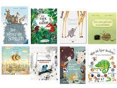 Neue Leseecke im Kinderzimmer & unsere aktuellen Lieblingsbücher
