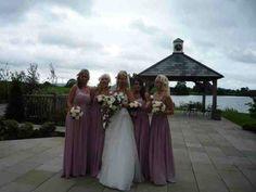 Colour of bridesmaid dresses