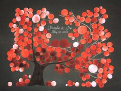 This GUESTBOOK GICLEE print is a museum quality art piece made in finest materials, love, and with outstanding handcrafting and painting. It is designed and purposed to be displayed as a centerpiece in your home for years to come, to bring back the most dear memories of your perfect day. Collect signatures and short impressions from your guests on this unique artwork piece. Subscribe to our mailing list for ♥ 10%OFF of your first purchase ♥ coupon code by email…