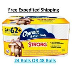 Charmin Essentials Strong toilet paper gives you more of what's essential: the strength and a long lasting roll. We all go to the bathroom, those who go with Charmin Essentials Strong toilet paper really Enjoy the Go! Vacuum Cleaner For Home, Tub Cleaner, Glass Bathroom Shelves, Toilet Paper Stand, Kohler Toilet, Liquid Laundry Detergent, Best Vacuum, New Uses, Things To Know
