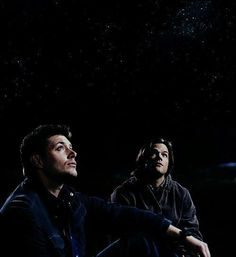-Supernatural Finale (The episode that made me cry. Brothers, never giving up on one each other. Thank you Supernatural, for showing us what real love is. Sam And Dean Winchester, Sam Dean, Winchester Brothers, Supernatural Fans, Supernatural Seasons, Jensen Ackles, Jared And Jensen, Cw Series, Swan Song