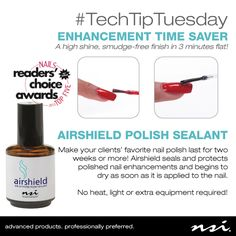 #TechTipTuesday NSI Airshield is an enhancement time saver!