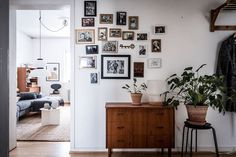my scandinavian home: Old Meets New in a Charming Swedish Home (photo Alen Cordic for Bjurfors).