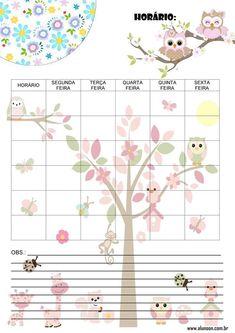 Imagem - Educação Infantil - Aluno On Jean Piaget, English Activities, Baby Time, Life Planner, Teacher Planner, Baby Crafts, Cute Wallpapers, Paper Art, Printables