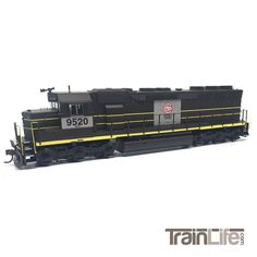 HO Scale: SD45 - MKCX