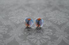 Lion King 10mm Stud Earrings by ArtzyFartzyNerd on Etsy