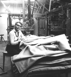 Gunta Stölzl. Gunta Stölzl was the only female of importance at  iconographic design entity, the Bauhaus. Born in the very late nineteenth century, German artist Gunta Stölzl was one of the modern masters of 20th century textile art. Educated at the Bauhaus during the early 1920′s, she went on to become the director of weaving and eventually a full master in 1928.