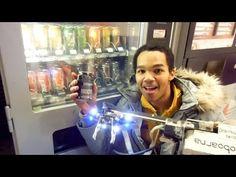 Arnaque au distributeur de boissons - [ Le défi technologique ] - ROBOARNA