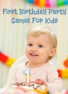 These first birthday party games for kids are great for all ages. Perfect for the younger guests to play while also entertaining for the older children.