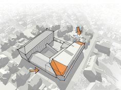 Stavanger Museum of Archeology / Lund + Slaatto Architects