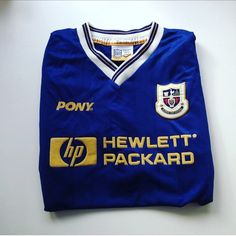 33265ce6648 Iconic Kits ( iconickits) • Instagram photos and videos. Vintage pony Spurs  away shirt 1997 98 ...