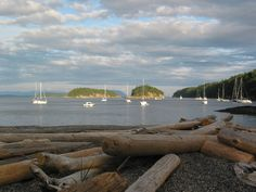 Echo Bay, Sucia Island