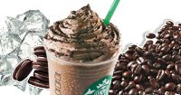 Starbucks Frappuccino Happy Hour May 4-13 from 3-5pm at participating outlets :)