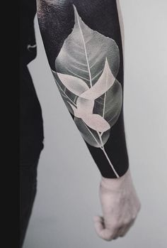 Timur Lysenko - I want a white on black tattoo soooooooooo bad.