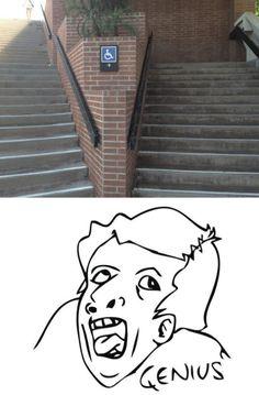 Friggin genius!