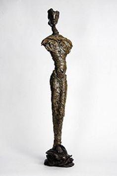 'Miss Universe' bronze sculpture by Camie Geary-Martin