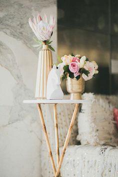 This Shoppable Wedding Is A Desert Dream #refinery29  http://www.refinery29.com/lulu-georgia-wedding-decor#slide17