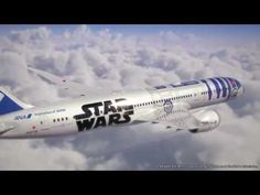 'Star Wars' Plane That Looks Like R2-D2 Will Take Off This Fall