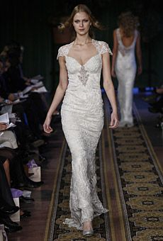Claire Pettibone Wedding Dresses   Brides.com