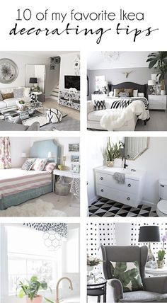 My 10 favorite Ikea decorating tips Budget styling ideas, decorating DIYs and cat friendly living tips for your small home.You are here: / / My 10 favorite Ikea decorating ti Ikea Decor, Ikea Bedroom Decor, Bedroom Ideas, Decor Inspiration, Decor Ideas, Farmhouse Side Table, Ikea Furniture, Decorating On A Budget, Decorating With Ikea