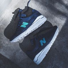 on sale 496d5 a13ee Ronnie Fieg offers a sneak peek at an upcoming New Balance collaboration,  featuring the silhouette in a navy suede build.