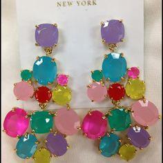 Mindy Kaling same Kate Spade earrings! Kate Spade earrings. kate spade Jewelry Earrings