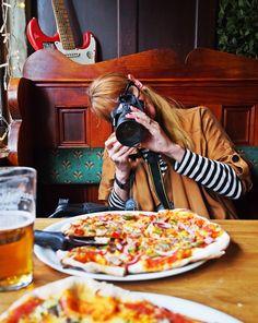 Travel Schottland - Citytrip Edinburgh   Pub Tipp zum Pizza essen - Kilderkin…
