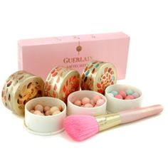 Guerlain. Eye Candy...well, face candy really. I want!