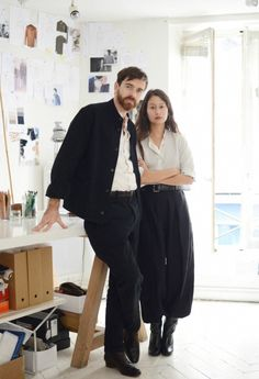 Christophe Lemaire & Sara-Linh Tran